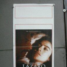 Cine: CDO 3774 LAZARO DE TORMES RAFAEL ALVAREZ EL BRUJO FERNANDO FERNAN GOMEZ POSTER ORIG ITALIANO 33X70. Lote 210327677