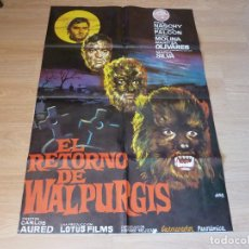 Cine: POSTER. Lote 210394991