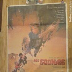 Cine: CARTEL LOS GOONIES (1985) ORIGINAL.. Lote 210608793