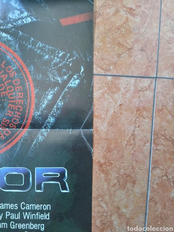 Cine: Cartel película Terminator año 1984 Schwarzenegger - Foto 2 - 210653499