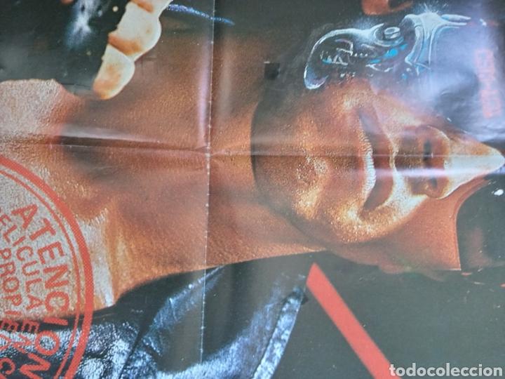 Cine: Cartel película Terminator año 1984 Schwarzenegger - Foto 4 - 210653499