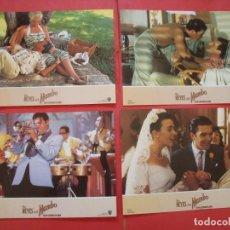 Cine: LOS REYES DEL MAMBO TOCAN CANCIONES DE AMOR.-ANTONIO BANDERAS.-CINE.-CARTELES.. Lote 210678564