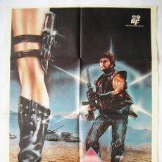 Cine: STRYKER, MAD MAX 3, DE CIRIO H. SANTIAG. POSTER 70 X 100 CMS. 1984.. Lote 210710719