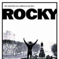 Cine: ROCKY - BALBOA (POSTER). Lote 210730440