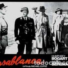 Cine: CASABLANCA - FINAL (POSTER). Lote 210730450