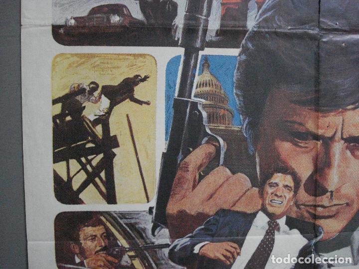 Cine: CDO 3956 SCORPIO BURT LANCASTER ALAIN DELON POSTER ORIGINAL 70X100 ESTRENO - Foto 3 - 210832681