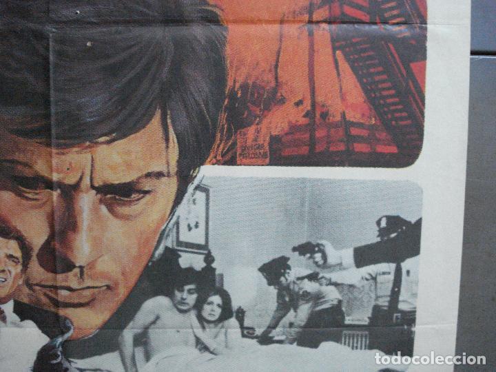 Cine: CDO 3956 SCORPIO BURT LANCASTER ALAIN DELON POSTER ORIGINAL 70X100 ESTRENO - Foto 7 - 210832681