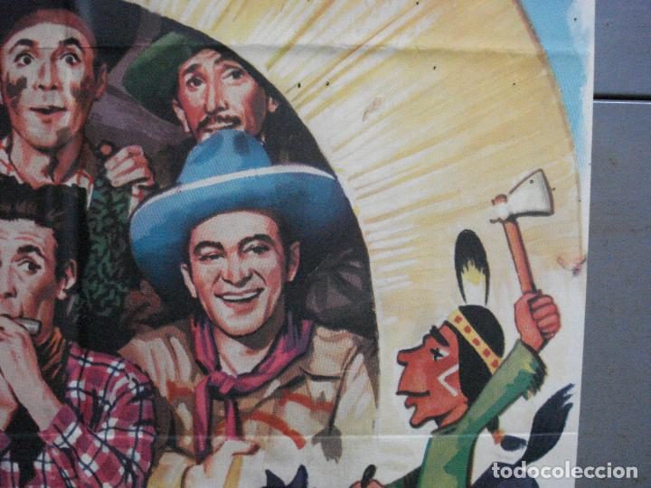 Cine: CDO 3958 CDO 3958 VIVA EL OESTE RAFAEL CARRET CINE ARGENTINO POSTER ORIGINAL 70X100 ESTRENO - Foto 7 - 210833342