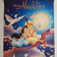Cine: ALADIN POSTER DISNEY ,SCANDECOR 1993. Lote 210938621