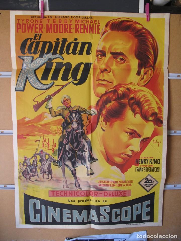 Cine: EL CAPITAN KING SOLIGO - Foto 1 - 211258452