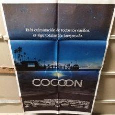 Cine: COCOON POSTER ORIGINAL 70X100 YY (2333). Lote 211273737