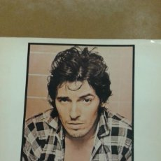 Cine: SPRINGSTEEN. PHOTOGRAFPHED- BY- LYNN- GOLDSMITH. INCLUYE POSTER. Lote 211391582