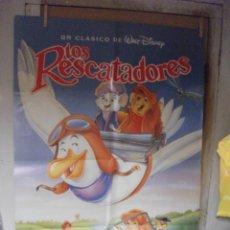 Cine: LOS RESCATADORES, DISNEY. Lote 211482275