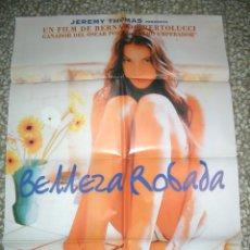 Cine: BELLEZA ROBADA. LIV TYLER, JEREMY IRONS, SINEAD CUSACK - DIR. BERNARDO BERTOLUCCI. Lote 211526904