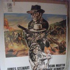 Cinema: BANDOLERO, JAMES STEWART, RAQUEL WELCH. Lote 211581989