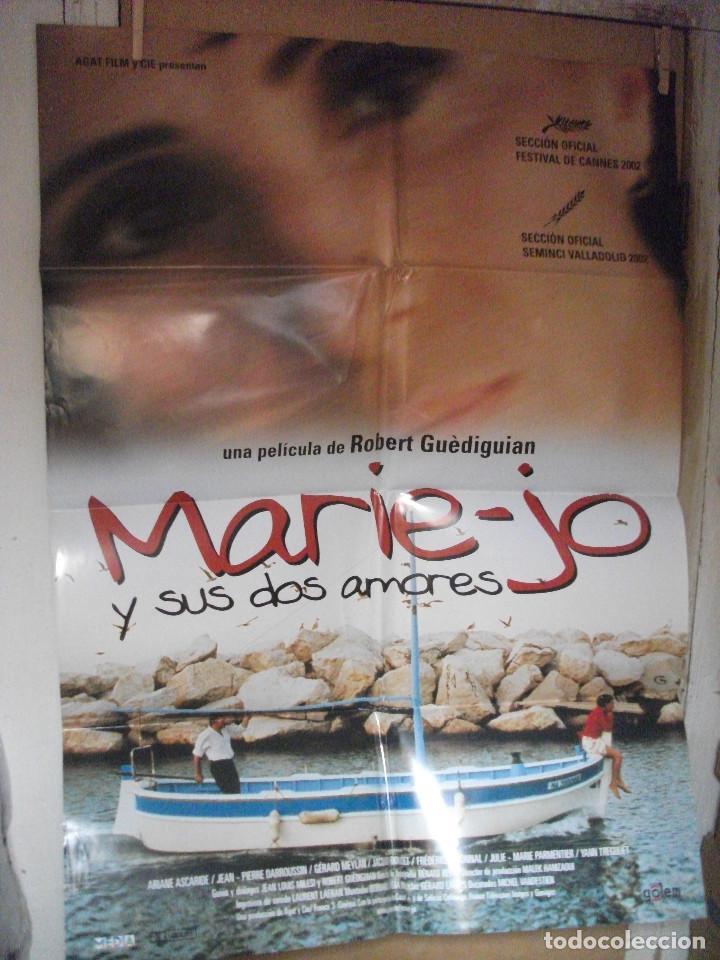 MARIE-JO (Cine- Posters y Carteles - Drama)