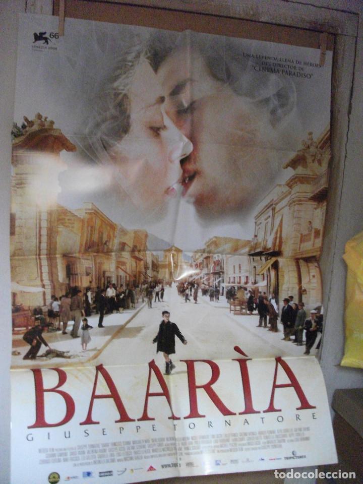 BAARÍA (Cine- Posters y Carteles - Drama)