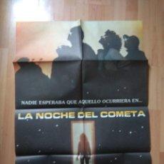 Cinema: POS-2- POSTER PELICULA -LA NOCHE DEL COMETA. Lote 211671181