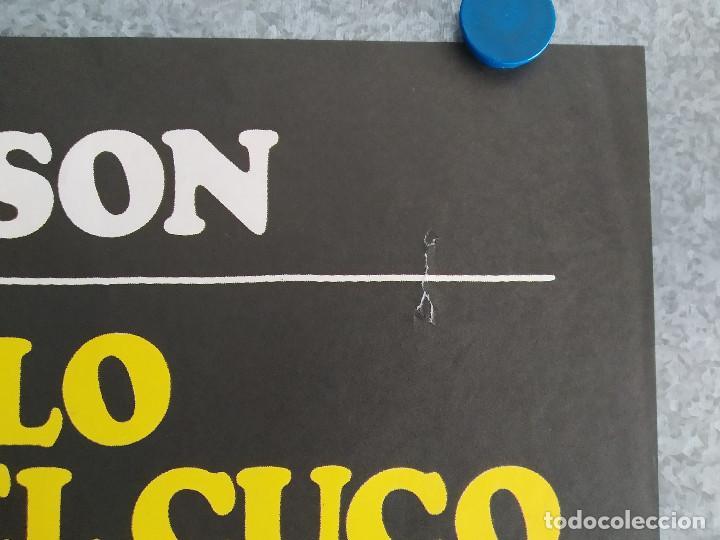 Cine: Alguien voló sobre el nido del cuco. Jack Nicholson, Louise Fletcher AÑO 1970 POSTER ORIGINAL - Foto 4 - 211673821