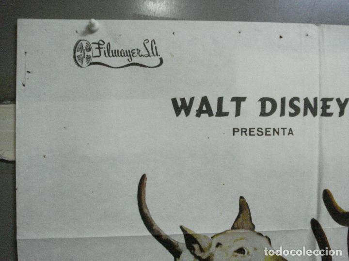 Cine: CDO 4056 EL VIAJE INCREIBLE WALT DISNEY PERROS GATO SIAMES POSTER ORIGINAL 70X100 ESTRENO - Foto 2 - 211690744