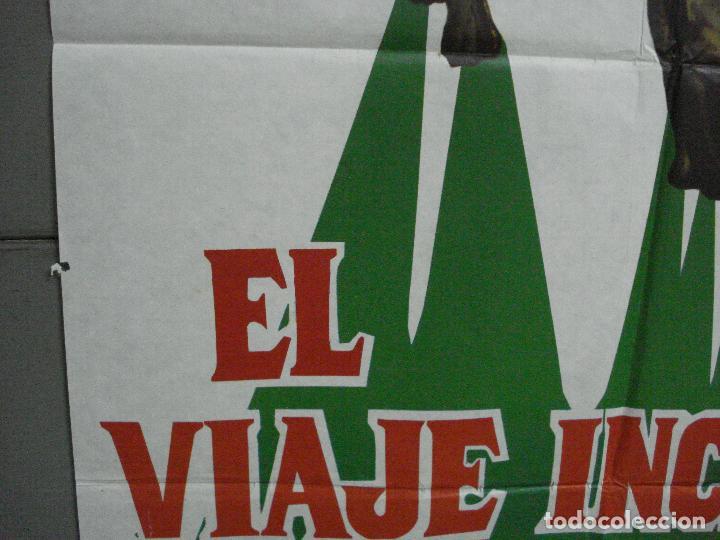 Cine: CDO 4056 EL VIAJE INCREIBLE WALT DISNEY PERROS GATO SIAMES POSTER ORIGINAL 70X100 ESTRENO - Foto 4 - 211690744