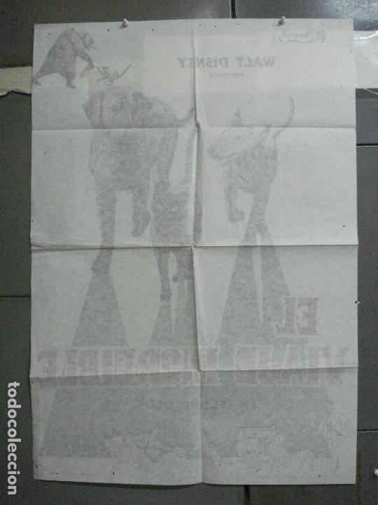 Cine: CDO 4056 EL VIAJE INCREIBLE WALT DISNEY PERROS GATO SIAMES POSTER ORIGINAL 70X100 ESTRENO - Foto 10 - 211690744
