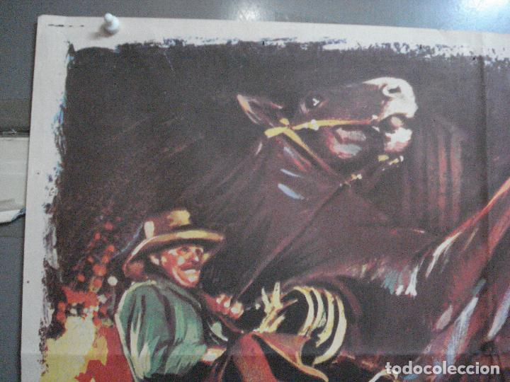 Cine: CDO 4070 UN PARAISO A GOLPES DE REVOLVER GLENN FORD CAROLYN JONES POSTER ORIGINAL 70X100 ESTRENO - Foto 2 - 211695766