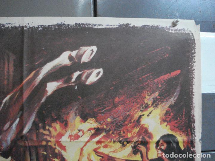Cine: CDO 4070 UN PARAISO A GOLPES DE REVOLVER GLENN FORD CAROLYN JONES POSTER ORIGINAL 70X100 ESTRENO - Foto 6 - 211695766