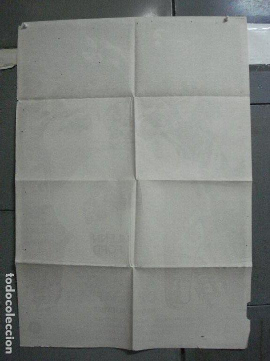 Cine: CDO 4070 UN PARAISO A GOLPES DE REVOLVER GLENN FORD CAROLYN JONES POSTER ORIGINAL 70X100 ESTRENO - Foto 10 - 211695766