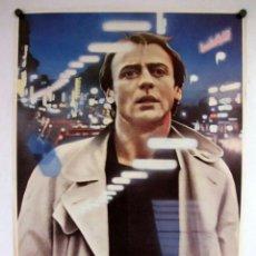 Cine: EL CUCHILLO EN LA CABEZA (BRUNO GANZ, REINHARD HAUFF). CARTEL ORIGINAL DEL ESTRENO (1979).. Lote 211731300