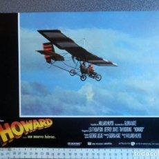 Cine: LOBBY CARD - HOWARD... UN NUEVO HÉROE - 34 X 24 CENTÍMETROS. Lote 211748673