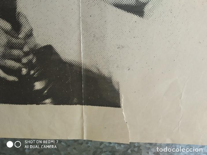 Cine: La aventura es la aventura. Lino Ventura, Jacques Brel. AÑO 1972. POSTER ORIGINA - Foto 5 - 211786925