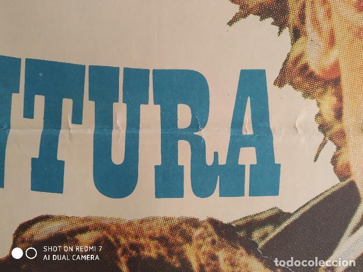 Cine: La aventura es la aventura. Lino Ventura, Jacques Brel. AÑO 1972. POSTER ORIGINA - Foto 10 - 211786925