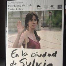 Cine: EN LA CIUDAD DE SYLVIA, PÓSTER ORIGINAL DE LA PELÍCULA 100X60 CMS APROX.. Lote 211793551