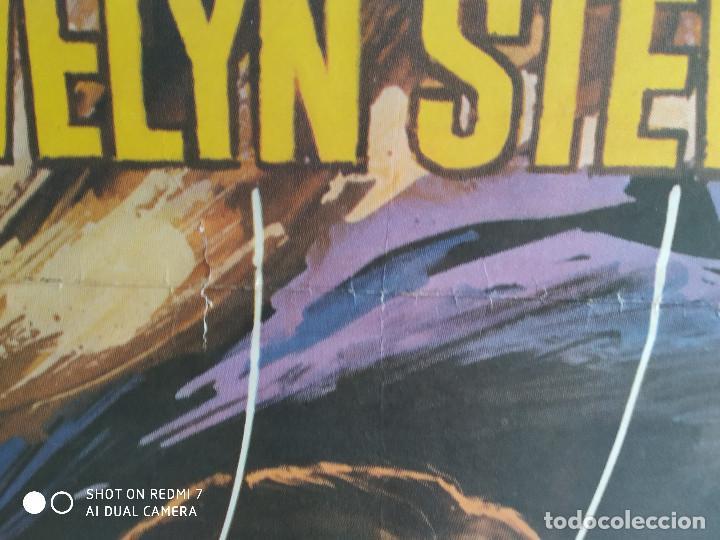 Cine: Detrás del silencio. Carroll Baker, Alan Scott, Ida Galli. AÑO 1972. POSTER ORIGINAL - Foto 14 - 211795177