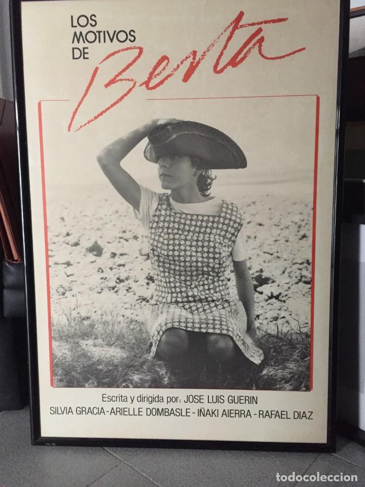 Cine: Los Motivos de Berta, Premio Nacional de cinematografía - Foto 2 - 211798775