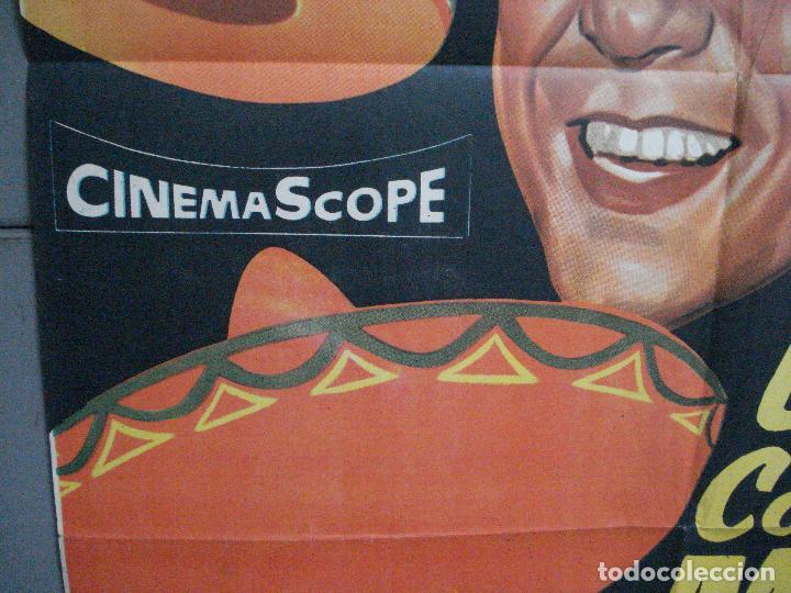 Cine: CDO 4118 EL CANTOR DE MEXICO LUIS MARIANO POSTER ORIGINAL 70X100 ESPAÑOL R-68 - Foto 4 - 211816450