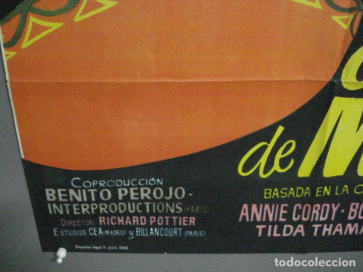 Cine: CDO 4118 EL CANTOR DE MEXICO LUIS MARIANO POSTER ORIGINAL 70X100 ESPAÑOL R-68 - Foto 5 - 211816450