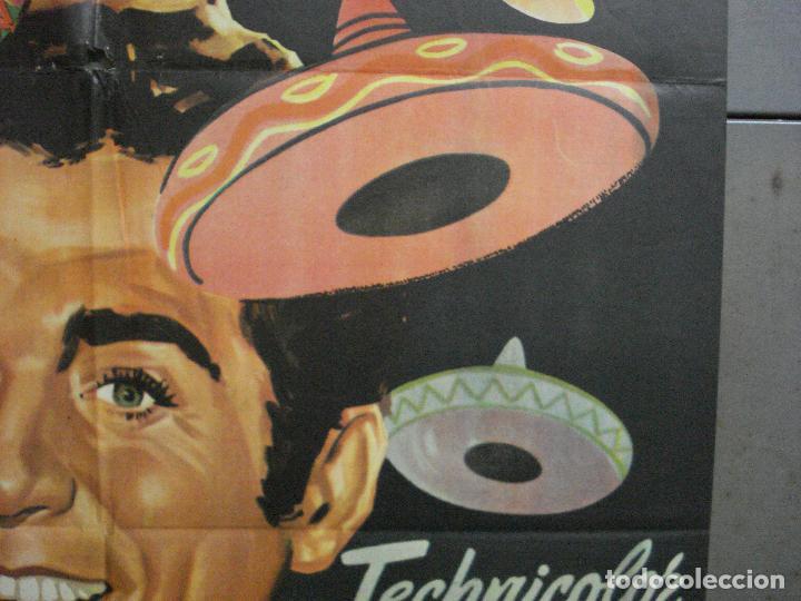 Cine: CDO 4118 EL CANTOR DE MEXICO LUIS MARIANO POSTER ORIGINAL 70X100 ESPAÑOL R-68 - Foto 7 - 211816450