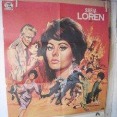 Cinema: LA VENUS DE LA IRA, SOFIA LOREN. Lote 211842840