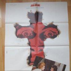 Cine: CARTEL CINE + 12 FOTOCROMOS LA CRUZ DEL DIABLO CARMEN SEVILLA 1974 ALBERTO CCF116. Lote 211874481