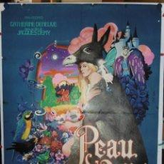 Cine: PEAU D'ANE - 1970 - 160 X 120 - OFFSET. Lote 211948077