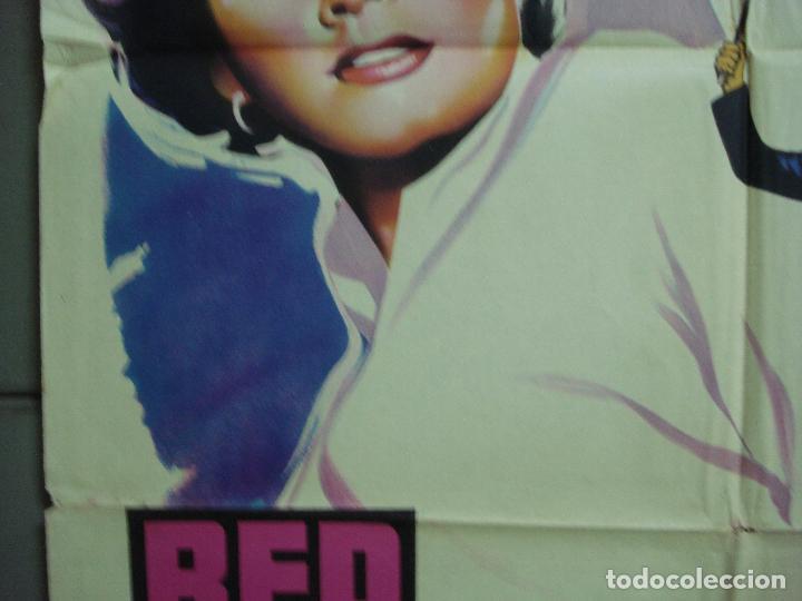 Cine: CDO 4181 RED INVISIBLE STERLING HAYDEN RUTH ROMAN POSTER ORIGINAL 70X100 ESTRENO LITOGRAFIA - Foto 4 - 211967503