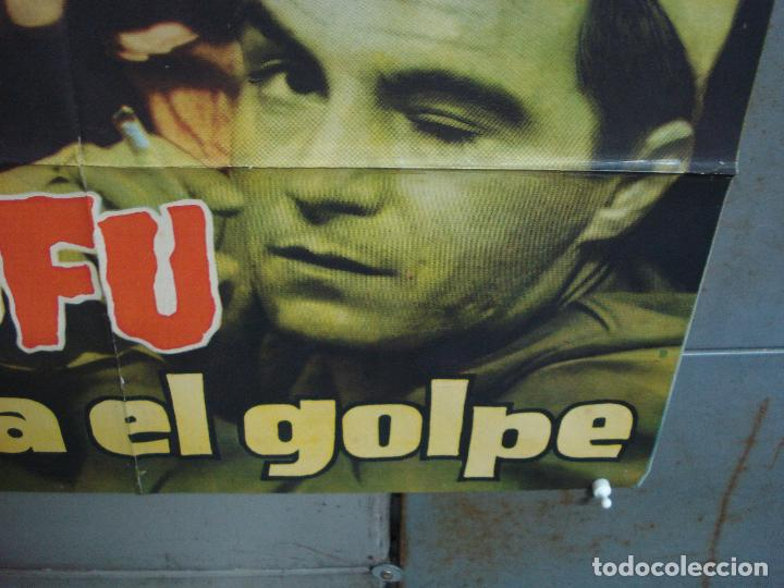 Cine: CDO 4210 RUFUFU DA EL GOLPE VITTORIO GASSMAN POSTER ORIGINAL 70X100 ESTRENO - Foto 9 - 211980133