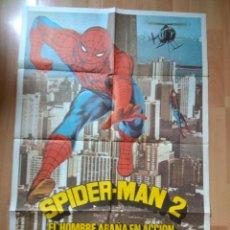 Cine: 3-POS--POSTER DE LA PELICULA-- SPIDERMAN 2. Lote 211987687