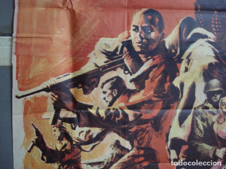 Cine: AAK69 DOCE DEL PATIBULO LEE MARVIN POSTER ORIGINAL 3 hojas 100X205 ESTRENO - Foto 4 - 212069742