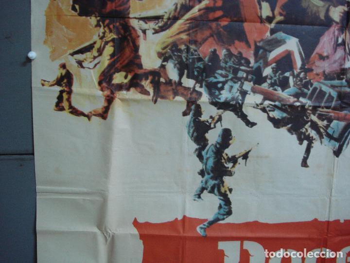 Cine: AAK69 DOCE DEL PATIBULO LEE MARVIN POSTER ORIGINAL 3 hojas 100X205 ESTRENO - Foto 5 - 212069742
