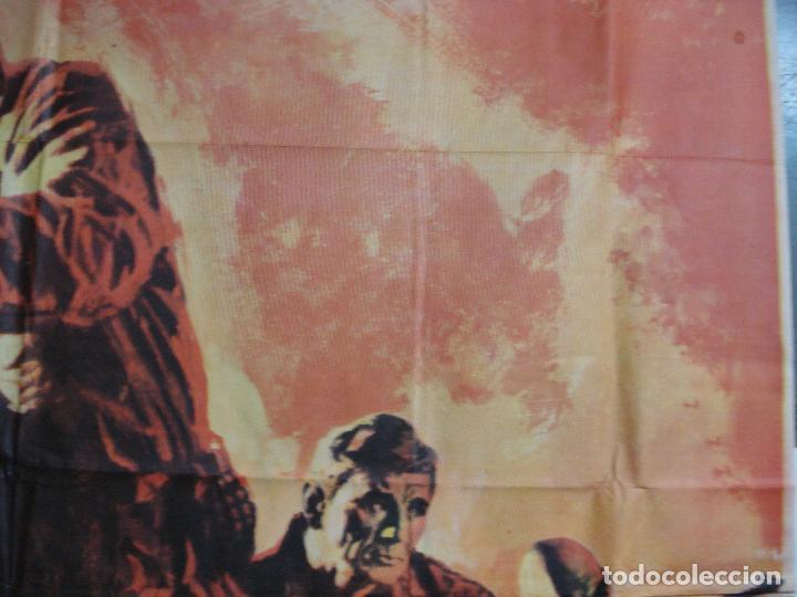 Cine: AAK69 DOCE DEL PATIBULO LEE MARVIN POSTER ORIGINAL 3 hojas 100X205 ESTRENO - Foto 9 - 212069742