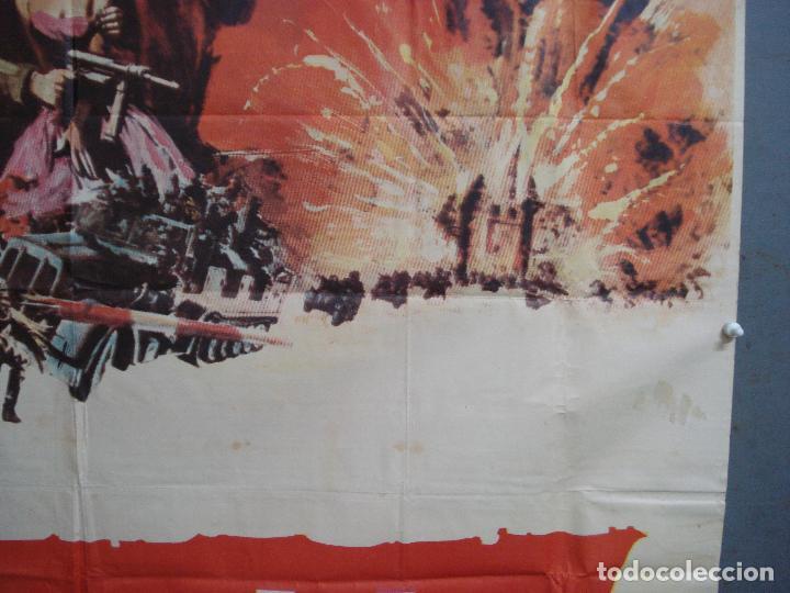 Cine: AAK69 DOCE DEL PATIBULO LEE MARVIN POSTER ORIGINAL 3 hojas 100X205 ESTRENO - Foto 11 - 212069742