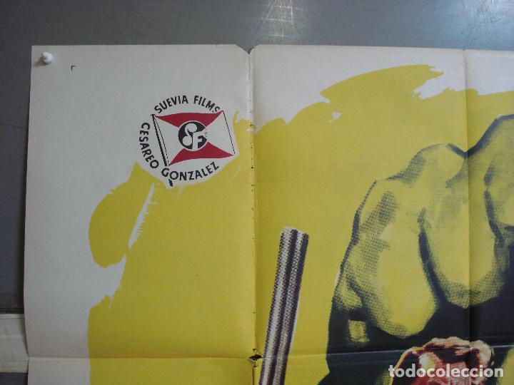 Cine: AAK77 ARIZONA PRISION FEDERAL ALAN LADD POSTER ORIGINAL 2 hojas 100X140 ESTRENO - Foto 2 - 212077766